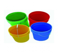 coloured-buckets